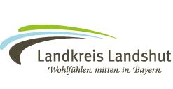 Logo vom Landkreis Landshut